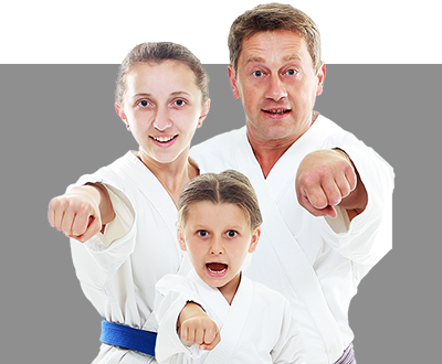martial arts for families